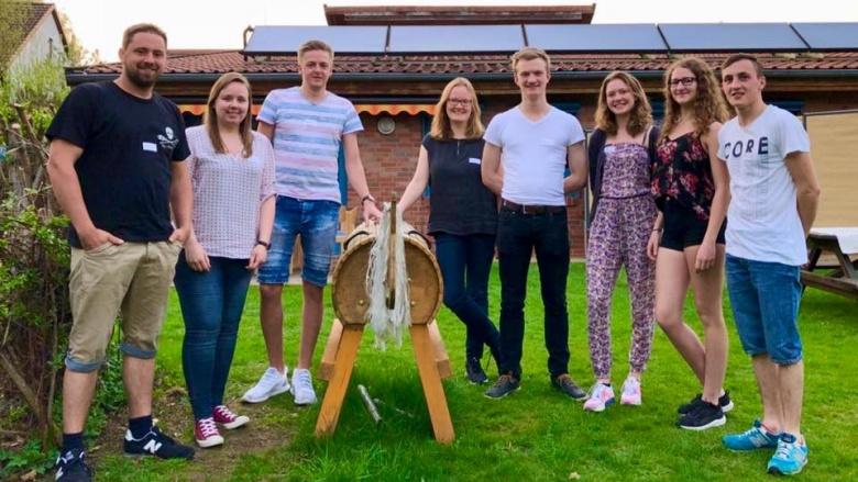 Im Rahmen der Dorfregion von Bierde bis Wittlohe wurden auch Jugendliche und junge Erwachsene gehört und beteiligt.